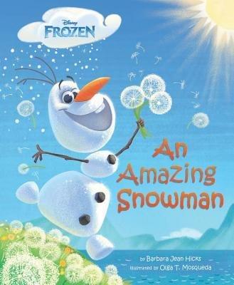 Jean Barbara Hicks ([ AN AMAZING SNOWMAN By Hicks, Barbara Jean ( Author ) Hardcover Feb-18-2014)