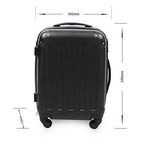 todeco valigia in mano bagaglio a mano materiale