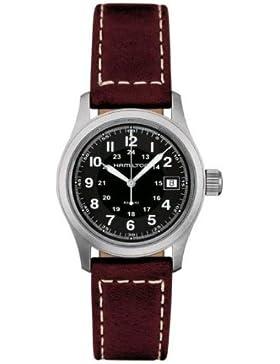 Hamilton Damen-Armbanduhr H68311533