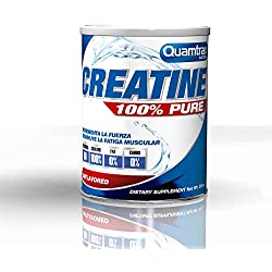 Quamtrax Nutrition Pure Creatine, Sabor Neutro - 300 gr