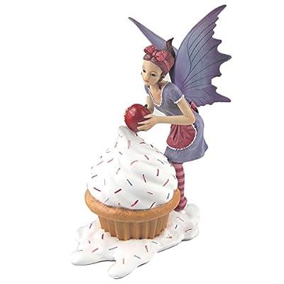 Fairy Cupcake Fantasy Fairy Cakes Figurine