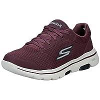 Skechers Go Walk 5-Qualify, Men's Shoes, Brown, 11 UK (46 EU)