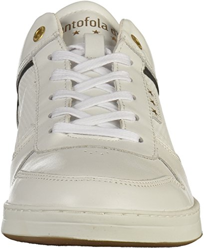 Pantofola dOro 10181010 1fg, Sneaker Uomo Bianco