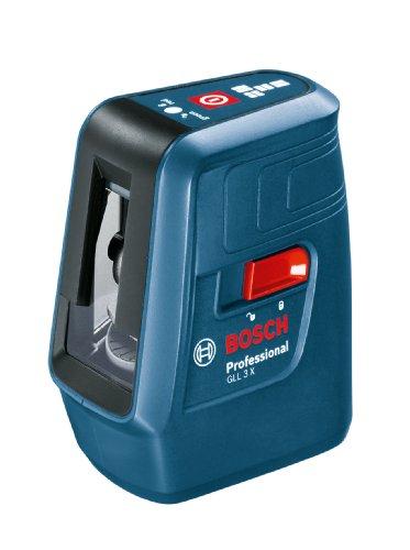 Bosch GLL 3X Line Laser (Blue)