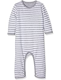 Name It Nituxogu Ls Suit Rev Mznb, Grenouillère Mixte Bébé