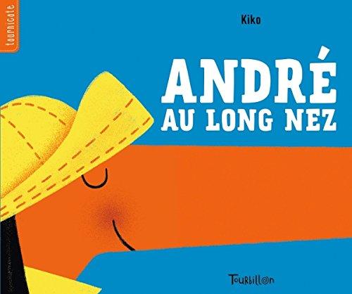 André au long nez (Tournicote) por NICOLAS ARCHIERI
