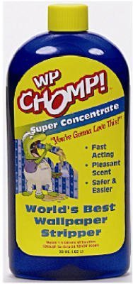 Chomp Wallpaper Stripper Super Concenrtrate # 5301222?22oz by Environmental Solutions -
