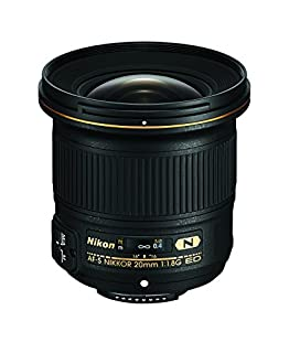 Nikon JAA138DA - Objetivo para Nikon (Distancia Focal Fija 20mm, diámetro: 20mm) Negro (B00NI6WH1S)   Amazon Products