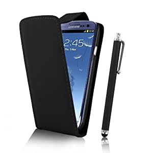 Etui Housse Luxe pour Samsung Galaxy S3 III Neo et S3 + STYLET et 2 FILMS OFFERTS !!