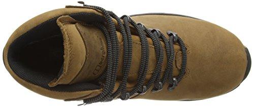 Berghaus Fellmaster, Chaussures de Randonnée Hautes Femme Marron (Butternut X08)