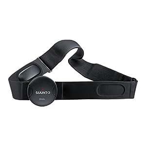 Suunto Double ceinture pour rythme cardiaque Noir Taille unique