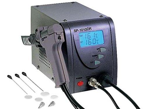 SP-1010DR Desoldering station digital ESD Station power80W 160÷480°C Peak Power Supply