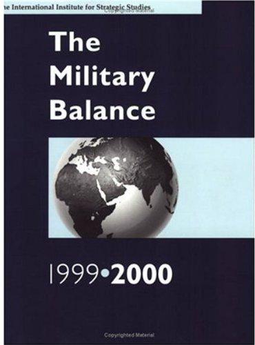 Military Balance 1999-2000