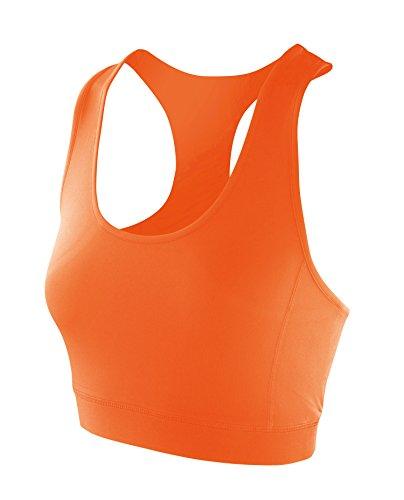 Spiro - Soutien-gorge - Femme Orange
