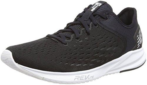 New Balance Fuel Core 5000, Zapatillas de Running para Hombre, Negro Magnet/White BW Black, 44 EU