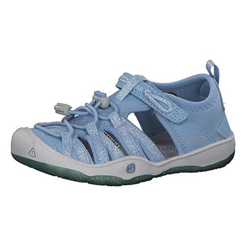Keen Moxie Sandals Children Powder Blue/Vapor Schuhgröße US 8 | EU 24 2019 Sandalen