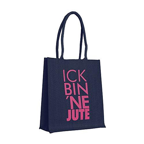 Encode Fashion , Borsa Messenger  Blu rosa rosa