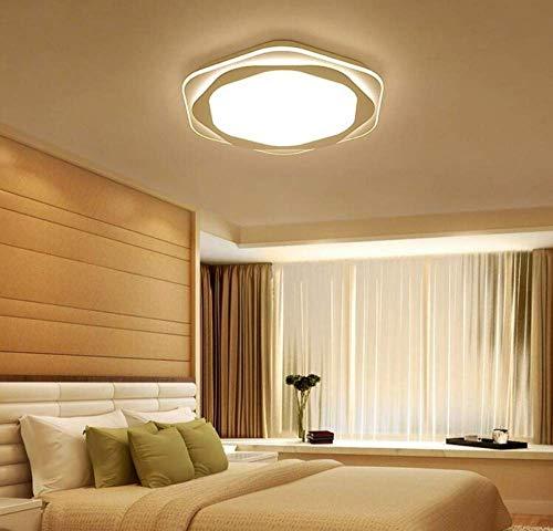 Deckenleuchten Lampen Kronleuchter Pendelleuchten Retro Lichtindustrial Retro White Metal Light Shade Wandleuchten Einbauküche Wandleuchte Leuchte E27, Weiß für Schlafzimmer Wohnzimmer Küche Gang Res