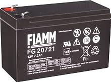 Batería de plomo FIAMM FG 20721PB 12V/mAh