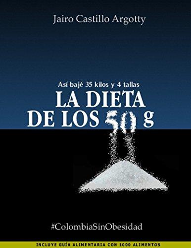 La dieta de los 50 g: Así bajé 35 kilos y 4 tallas