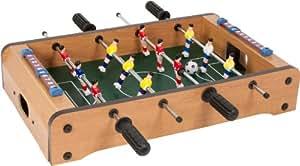 Trademark Innovations Table Top Mini Foosball Game