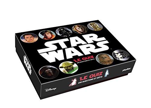 Star Wars - Le quiz des Jedi et des Sith