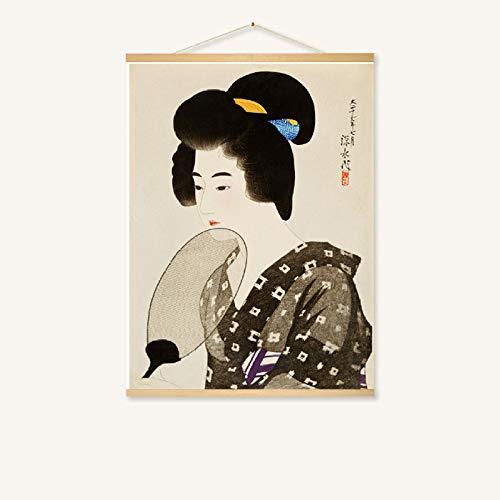 Soggiorno creativo soggiorno camera da letto pittura moderna pittura a inchiostro cinese pittura retrò