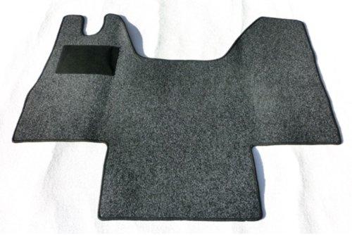 Preisvergleich Produktbild Alpha-Tex 2-3479-029-21-00 Automatte 1-teilig Schwarz oder Anthrazit (Anthrazit)