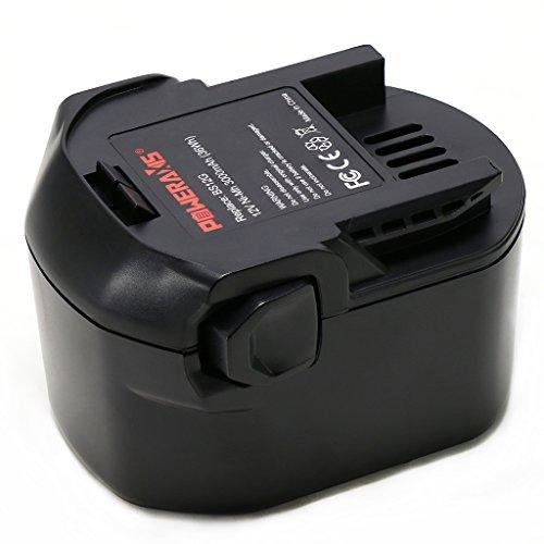 POWERAXIS 12V 3.0Ah Ni-MH Taladro Batería repuesto