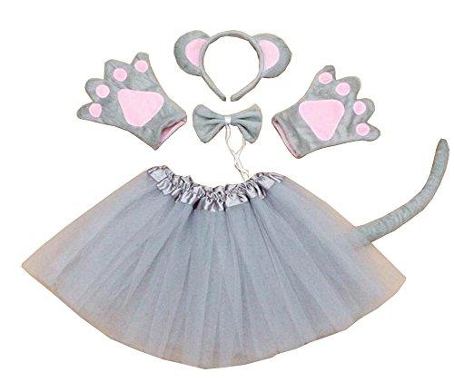 Zeigen Kostüm Requisiten Tier Leistung Kostüm-Partei-Kostüm-Stirnband-Maus