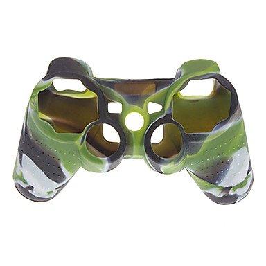 FJL- Silikonhülle für Sony Playstation3 PS3 Controller (Camouflage Color) (Playstation3-fan)