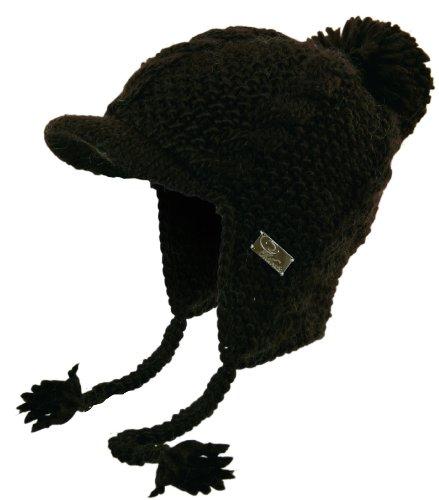 Bonnet Hector Chillouts bonnet protege oreilles bonnet norvegien Marron