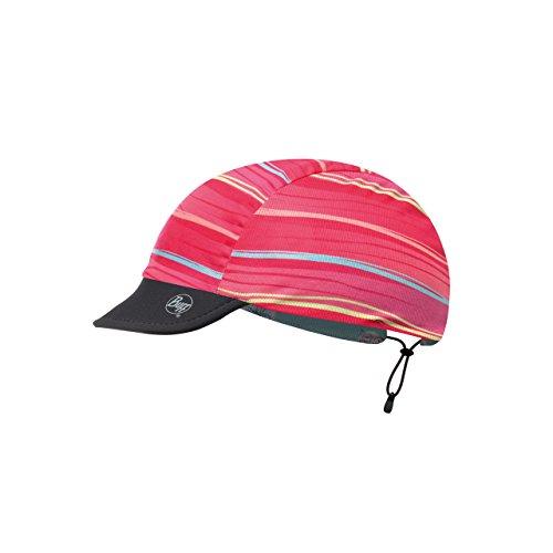 Buff Baby Cap, Sweetest Aqua/Pink, One Size
