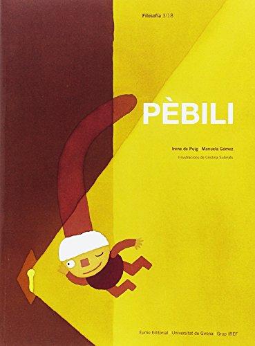 Pèbili - Nova Edició (Filosofia 3/18)