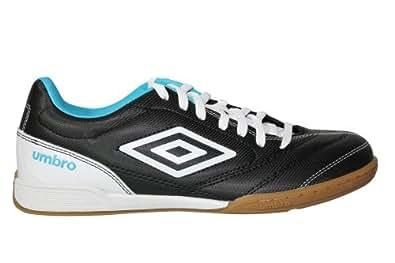 Umbro Men's Football Boots NOIR/BLANC/BLEU 42.5