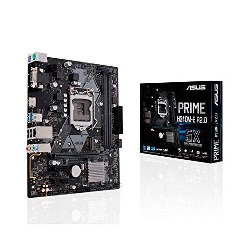 ASUS Prime H310M-E R2.0 LGA 1151 Zócalo