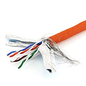 GR-Kabel S/FTP Verlegekabel CAT7 1000MhZ - Kabel