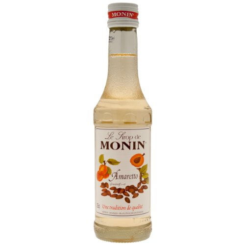 Monin Sirup Amaretto, 1er Pack (1 x 250 ml)