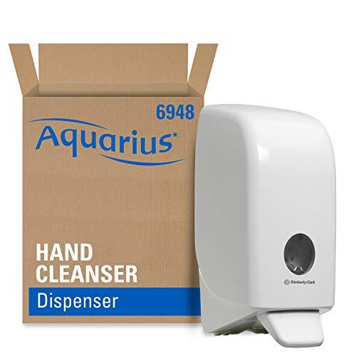 Aquarius 6948 Spender für Schaumseife, Weiß