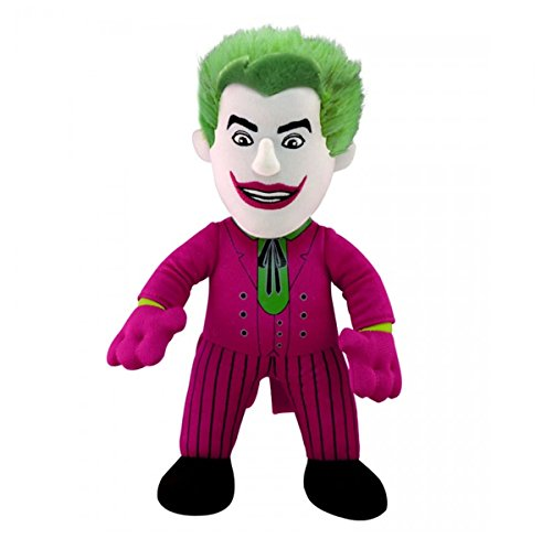 DC Comics Batman 66 Joker 10 Inch Plush Toy