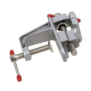bqlzr Durable en aluminium Mini les Bijoutiers Hobby Pince sur table portable banc étau vice outil