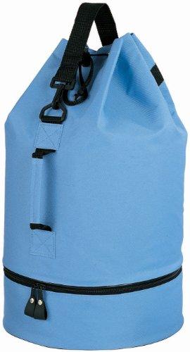 CENTRIX Duffle Bag, Schultertasche, in 9 Farben Blau - Ocean Blue