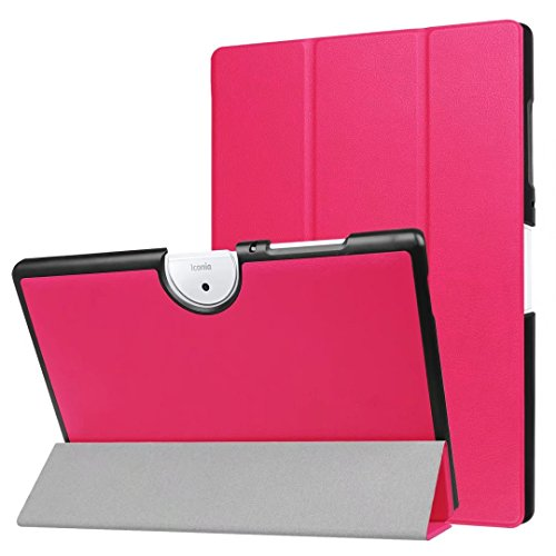 cover tablet acer iconia one 10 Acer Iconia Tab 10 (B3-A40) Cover Custodia - Slim Smart Cover Custodia Protettiva in pelle PU per Acer Iconia Tab 10 (B3-A40) Tablet
