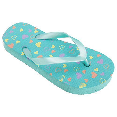 FLOSO - Tongs - Fille Turquoise