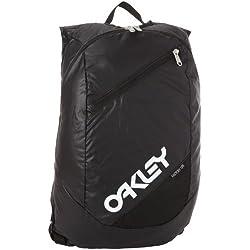 Oakley Factory Lite - Mochila para hombre (15 L) negro negro azabache Talla:15 liter