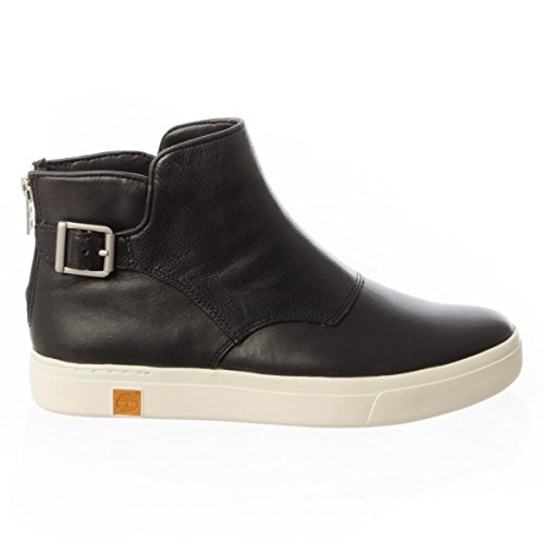 Amherst Chelsea With Buckle - CA17S5 Jet Black nero