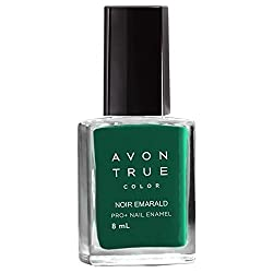 Avon True Color Nailwear Pro+ Nail Enamel (Noir)