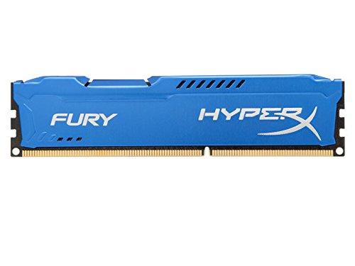Hyperx Fury 8gb Ddr3 1866mhz Cl10 Dimm Memory