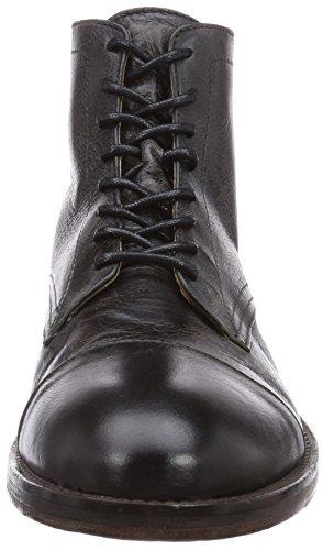 H Shoes Palmer, Bottes homme Noir - Noir