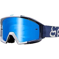 Fox Hombre Main mastar–Gafas Protectoras, Marina, One Size